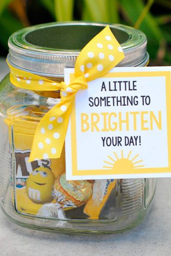 Cute Jar Gifts Filled with Sweets picture 2