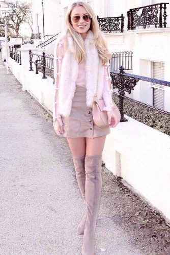 Newest Outfit Ideas In Pastel Colors picture 1