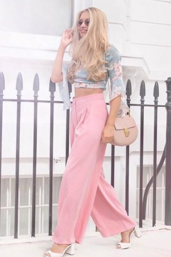 Newest Outfit Ideas In Pastel Colors picture 3