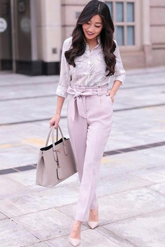 Newest Outfit Ideas In Pastel Colors picture 6