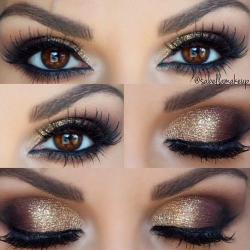 Gorgeous Eye Makeup For Prom picture 2
