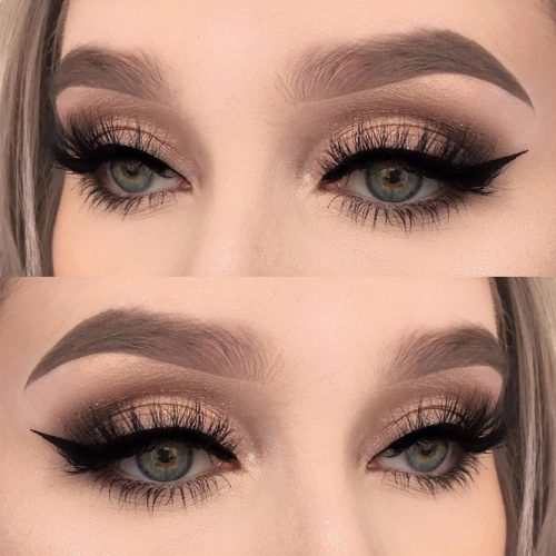 Gorgeous Eye Makeup For Prom picture 5