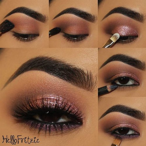 Prom Eye Makeup Step by Step picture 1
