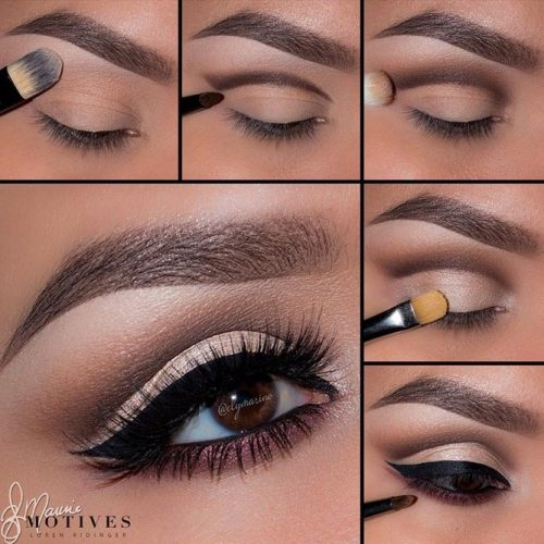 Prom Eye Makeup Step by Step picture 5