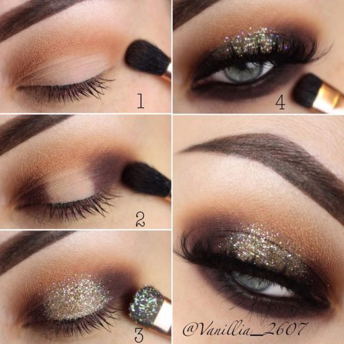 Prom Eye Makeup Step by Step picture 6