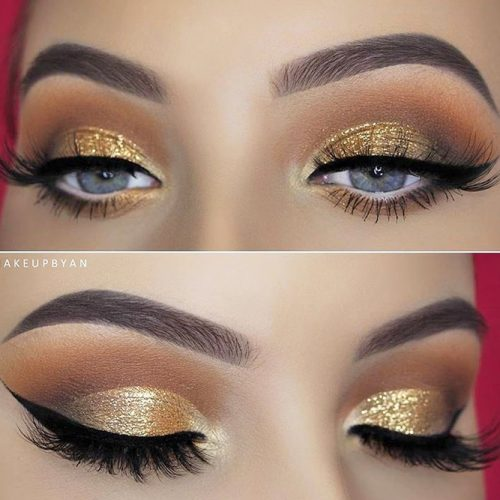 Cute Eye Makeup Ideas picture 1