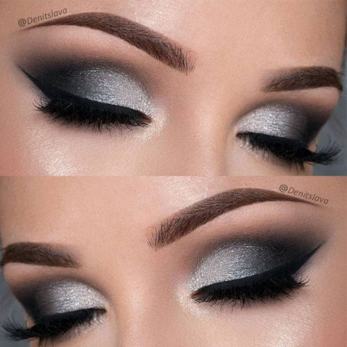 Beautiful Eye Makeup Ideas fo Prom picture 1