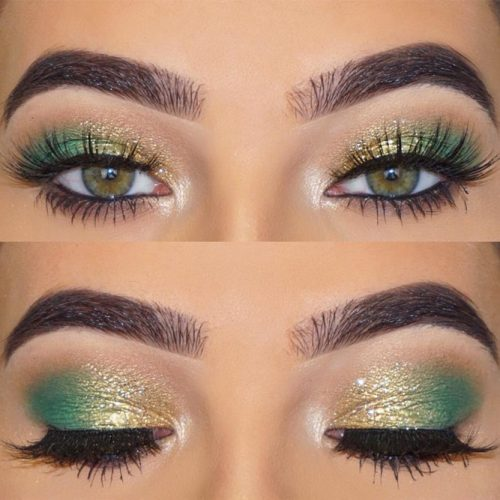 Beautiful Eye Makeup Ideas fo Prom picture 3
