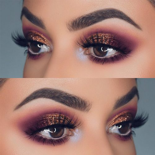 Beautiful Eye Makeup Ideas fo Prom picture 4
