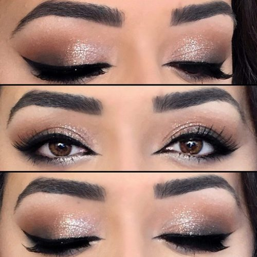 Beautiful Eye Makeup Ideas fo Prom picture 5