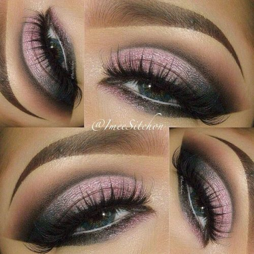 Gorgeous Eye Makeup For Prom picture 1