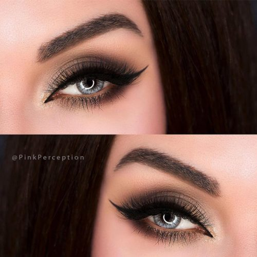 Beautiful Eye Makeup Ideas fo Prom picture 6