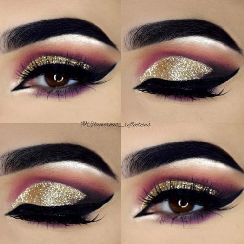 Cute Eye Makeup Ideas picture 2