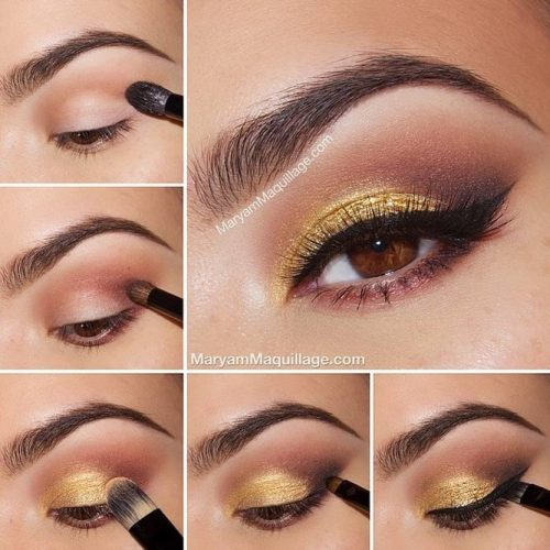 Prom Eye Makeup Step by Step picture 2