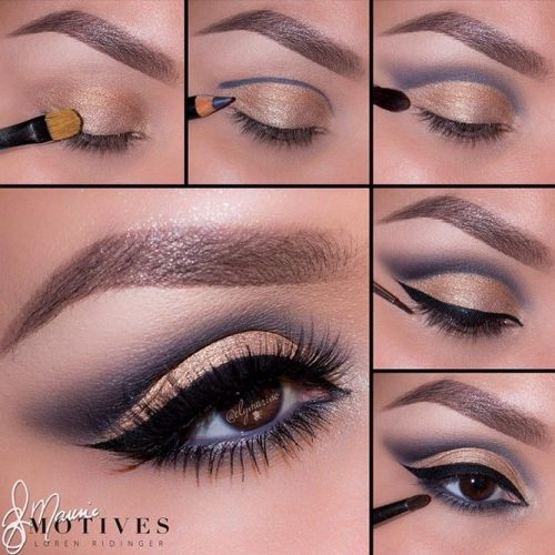 Cut Crease Makeup Tutorials picture 1