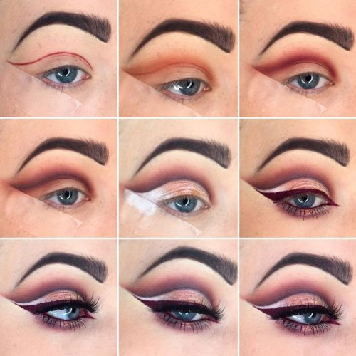 Cut Crease Makeup Tutorials picture 2