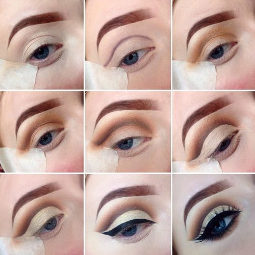 Cut Crease Makeup Tutorials picture 3