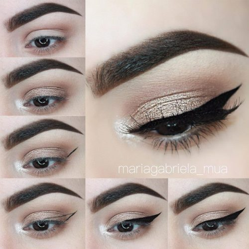 Glitter Eye Makeup picture 5