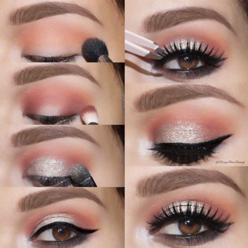 Glitter Eye Makeup picture 4