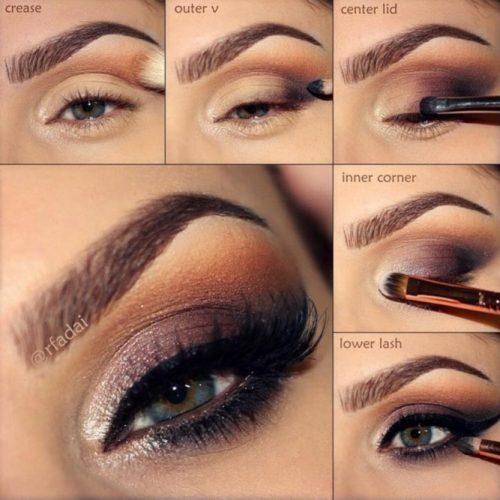 Smokey Eye Makeup Tutorials picture 6