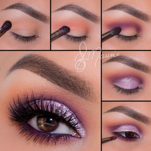 Glitter Eye Makeup picture 1