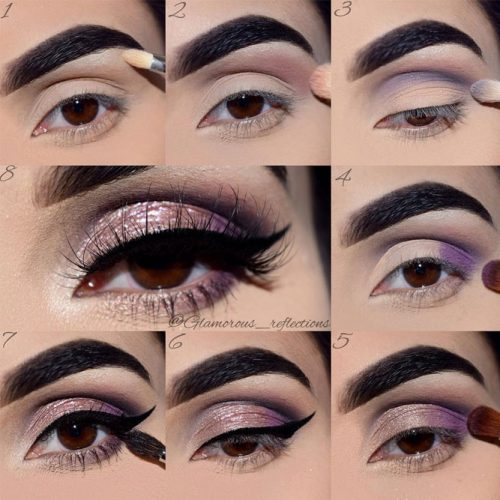 Glitter Eye Makeup picture 2