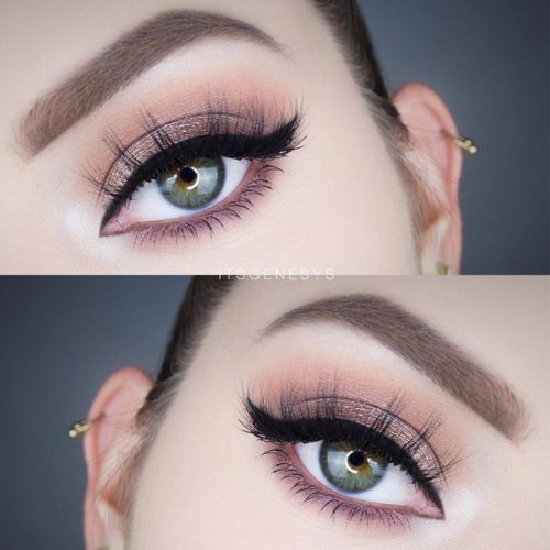 Cute Black Eyeliner Ideas picture 6