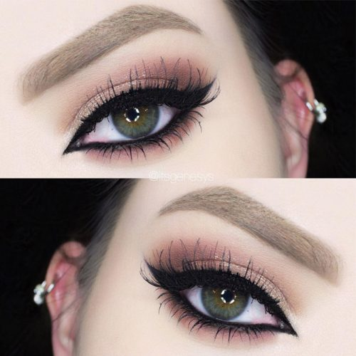 Cute Black Eyeliner Ideas picture 4