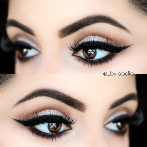 Cute Black Eyeliner Ideas picture 5