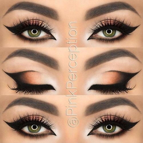 Cute Black Eyeliner Ideas picture 3