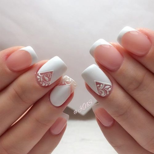 Cute and Easy Graduation Nail Designs picture 4