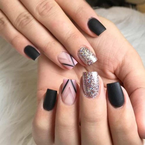 Triangle Nail Designs picture6
