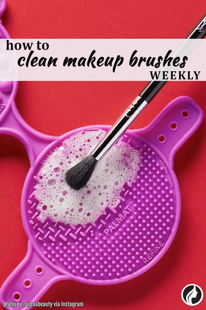 Know When to Replace Your Makeup Brushes