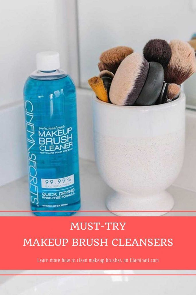 Heavy Duty Cleanser - Professional Makeup Brush Cleaner #professionalcleanser