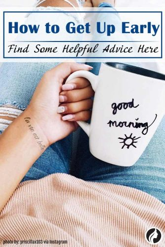 Easy Tips to Start Day Right