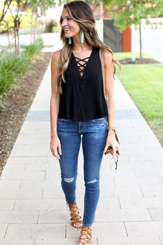 Simple And Stylish Casual Outfits picture 2