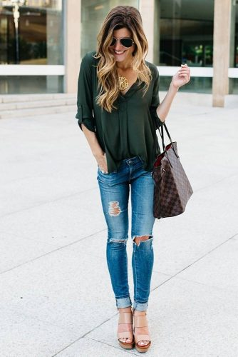Comfy Casual Outfit Ideas picture 6