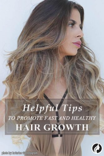Take Herbal Supplements and Vitamins for Optimal Hair Health