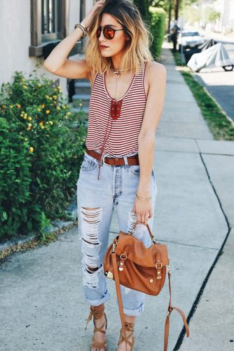 How to Style Ripped Jeans picture 1