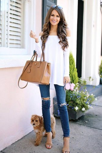 How to Style Ripped Jeans picture 5