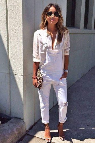 Fresh All White Outfit Ideas picture 1