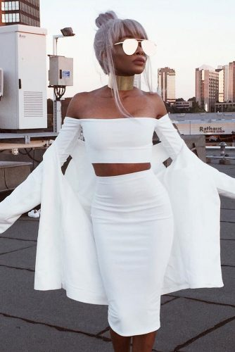 Popular All White Outfits picture 1