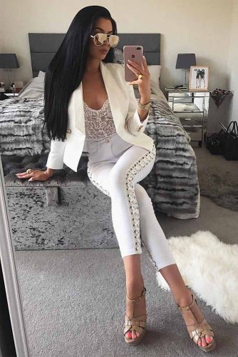 All White Trending Items picture 2
