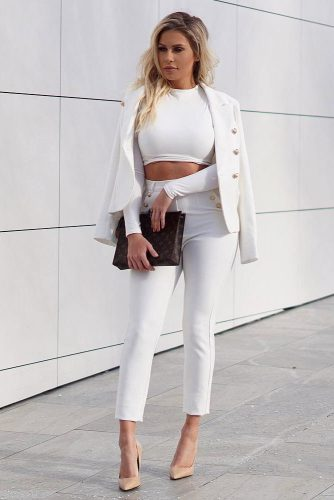 Everything White Looks for Any Occasion picture 2