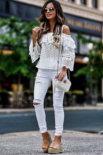 Everything White Looks for Any Occasion picture 5