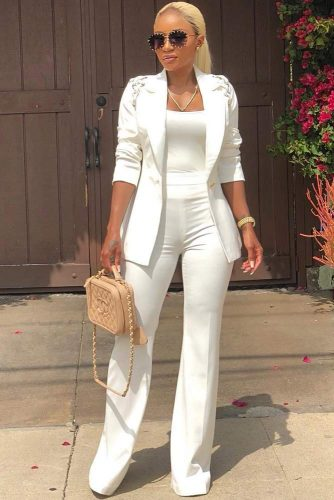 Newest All White Outfits picture 4