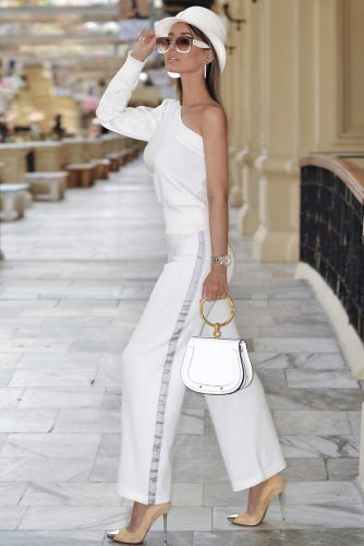 Newest All White Outfits picture 1