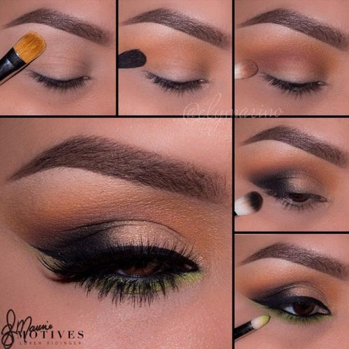 Eye Makeup Tutorials for Brown Eyes picture 1