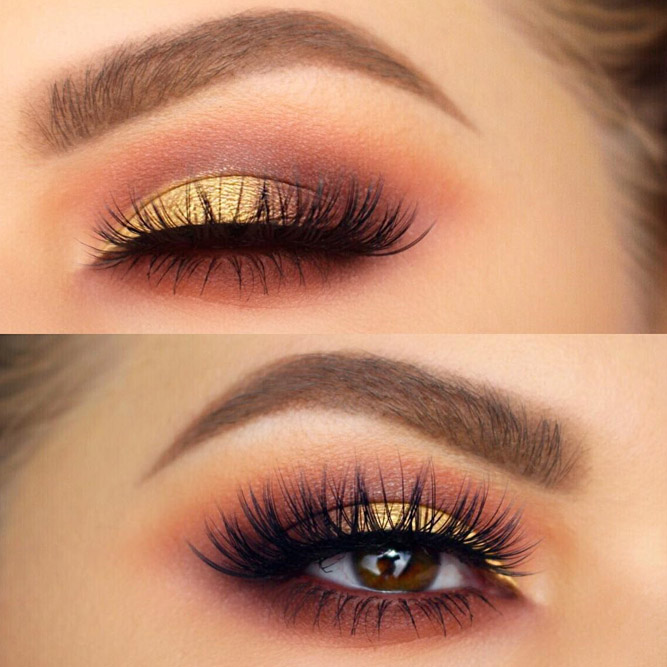 Popular Eyeshadow Colors for Brown Eyes picture 6
