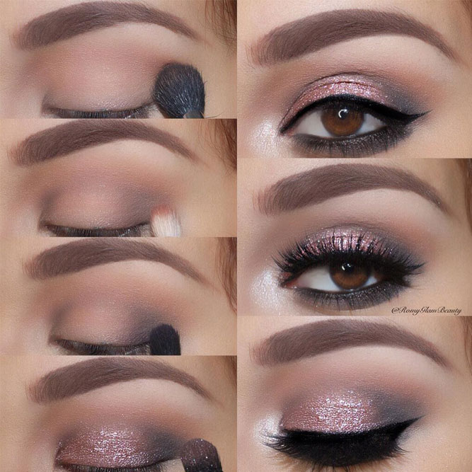 Easy Step by Step Eyeshadow Tutorials picture 2
